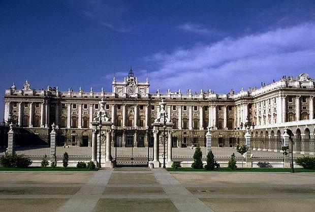 королевский дворец Эль-Пард