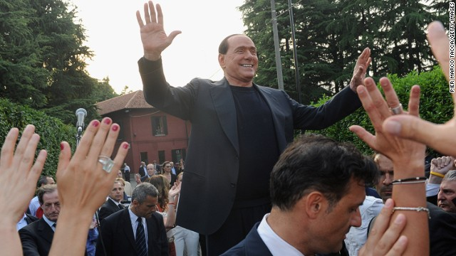 > on June 29, 2013 in Milan, Italy.
