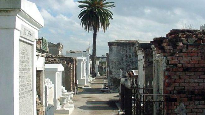 Кладбище Сент-Луиса, Новый Орлеан
