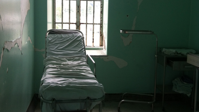 Психиатрическая лечебница города Уэстон