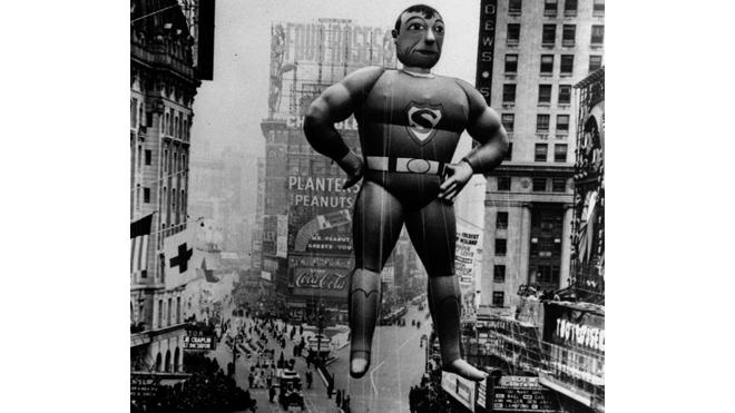 Супермен с вечеринки