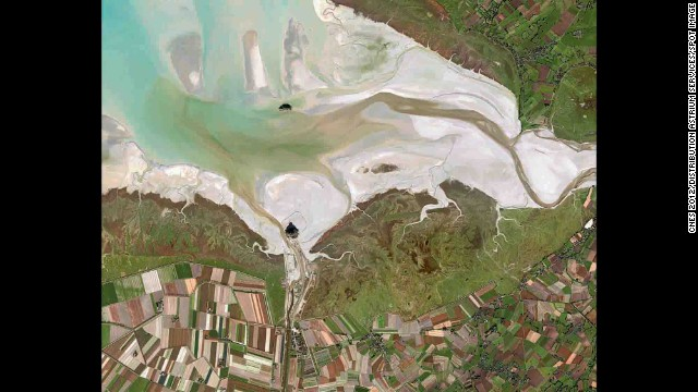 снимок из космоса 3
