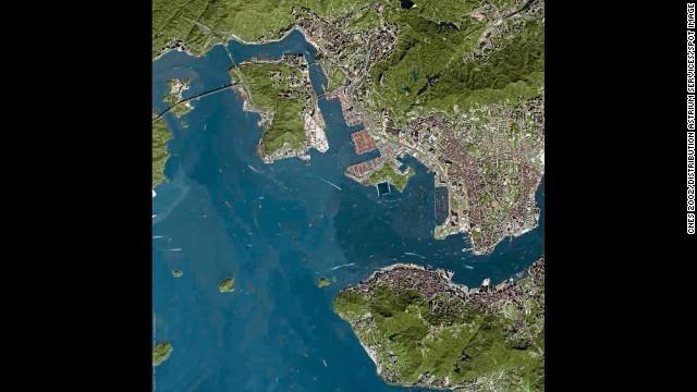 фотография земли из космоса 2
