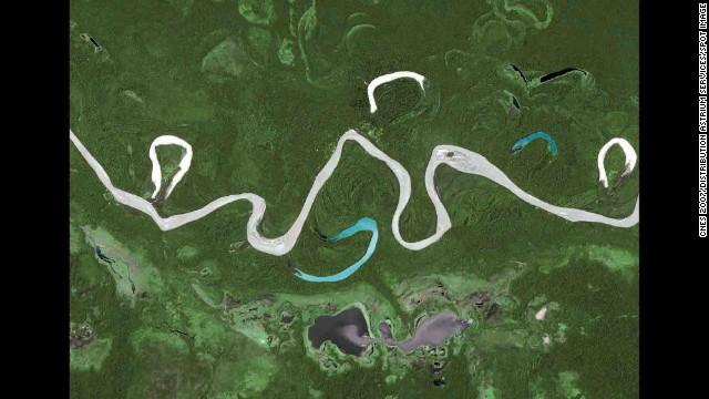 фотография из космоса 2