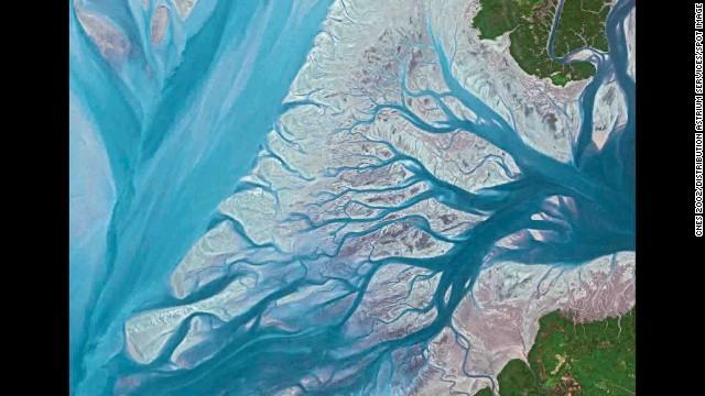 фотография планеты из космоса 2