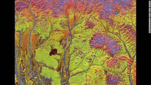 фотография планеты из космоса 3