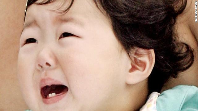 Плачь младенцев