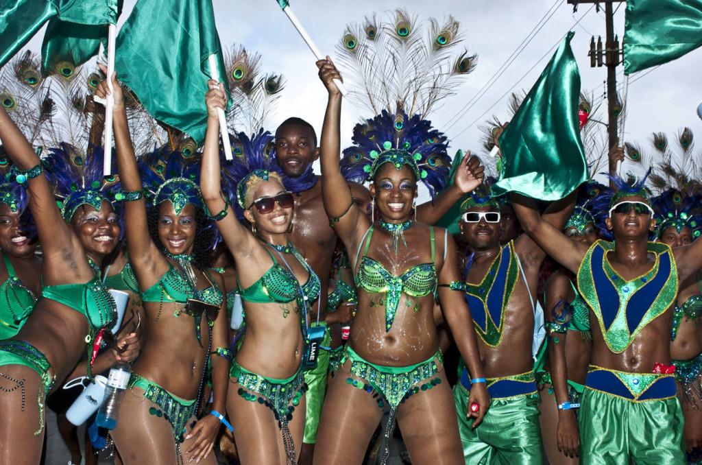 Урожай По, Барбадос