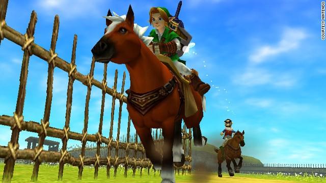 Хайрул, The Legend of Zelda