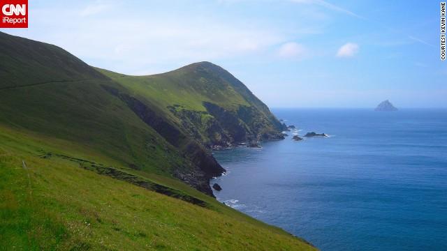 берег ирландии