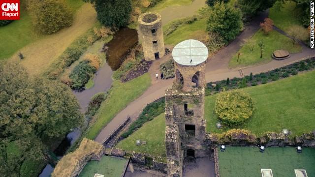 ирландский замок 2