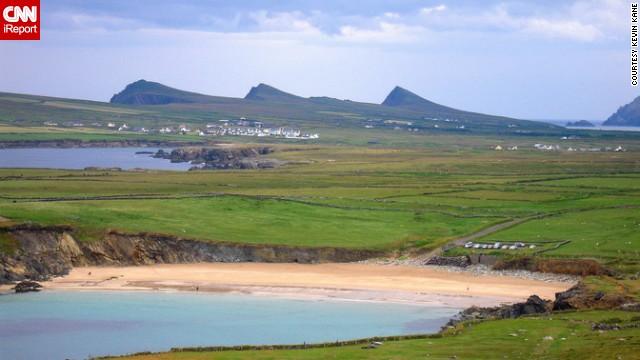 пейзаж ирландии
