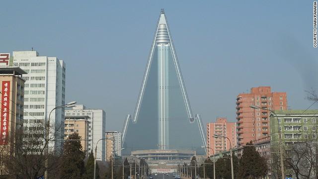 Гостиница Рюген, Пхеньян, Северная Корея