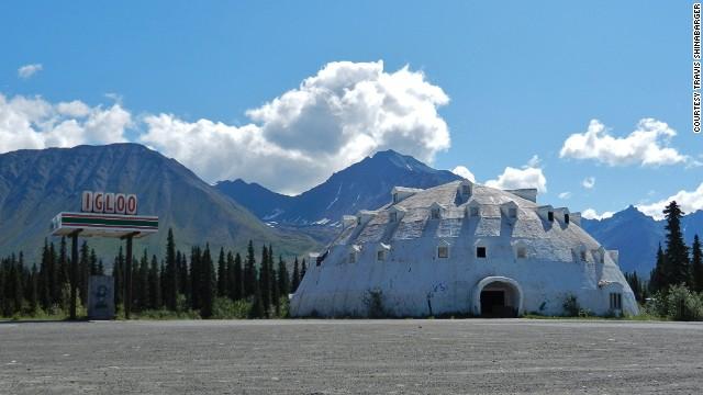 Иглу-сити, Аляска, США