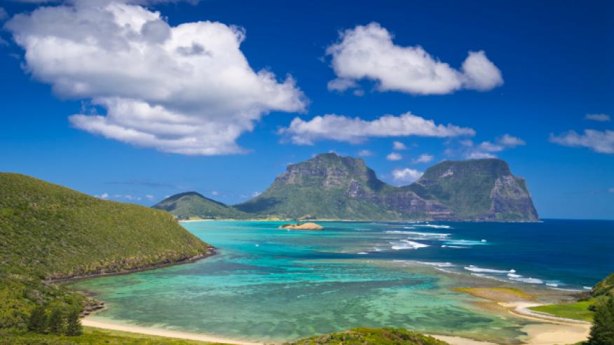 Остров Лорд-Хау, Австралия