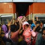 Худший общественный транспорт для женщин