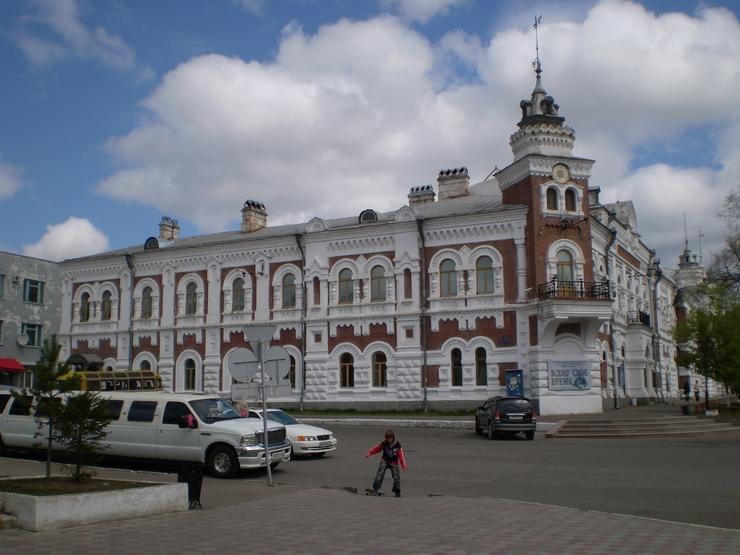 музей Благовещенска