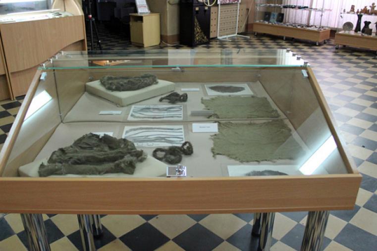 экспонаты музея Благовещенска 2