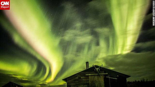 Берингов пролив, Аляска