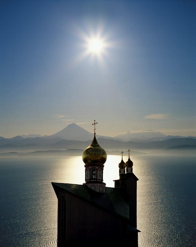 Церковь Петра и Павла в Петропавловске-Камчатском 2