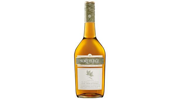 Канадский виски с кленовым сиропом
