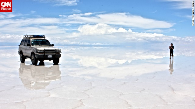Салар де Уюни, Боливия