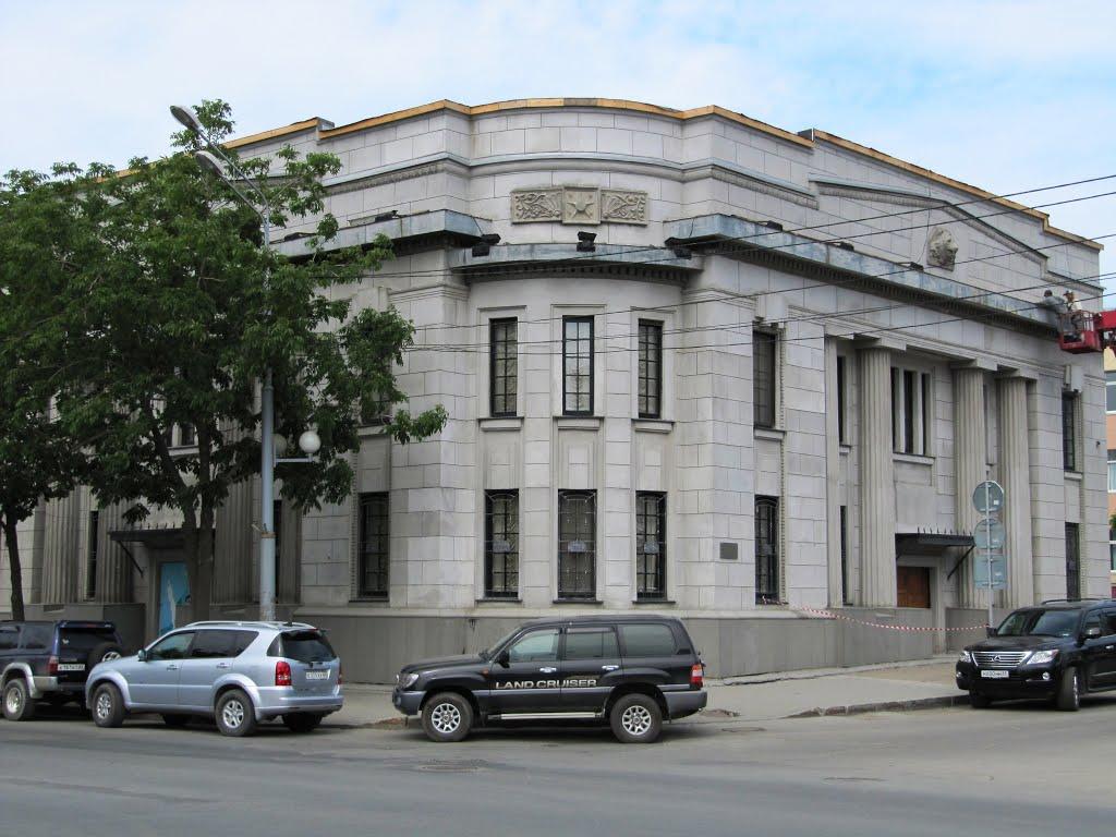 сахалинский областной художественный музей снуражи