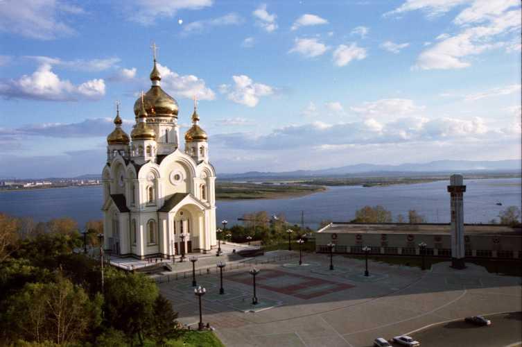 Кафедральный собор Спаса Преображения  3