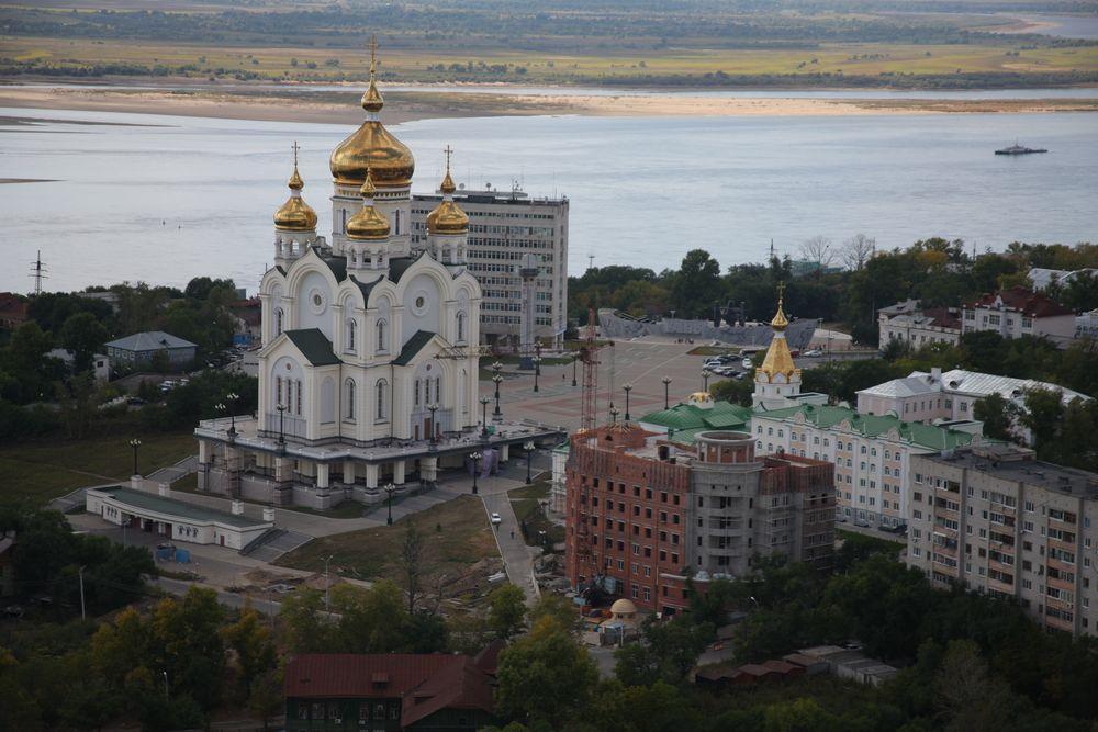 Кафедральный собор Спаса Преображения