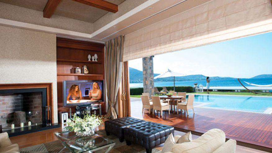 Королевский люкс в Lagonissi Resort, Афины, Греция
