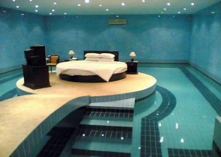 Кровать «Голубое море»
