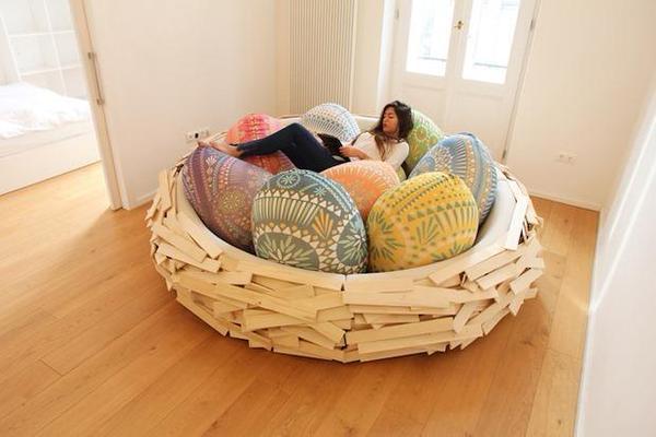 Кровать «Пасхальное яйцо»