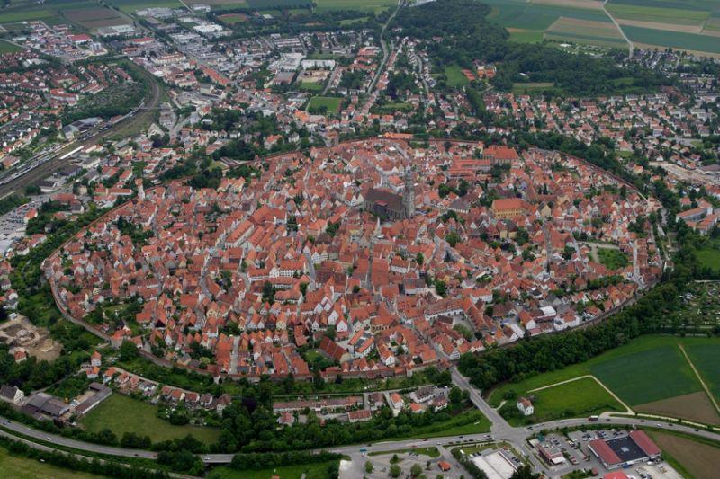 Нордлинген, Германия