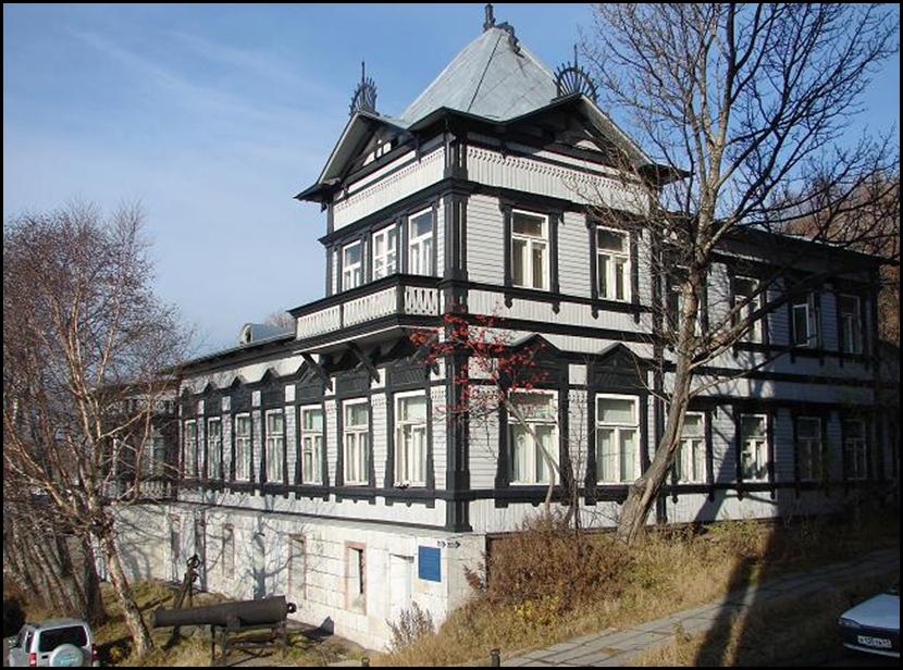 Военно-исторический музей в Петропавловске-Камчатском 2