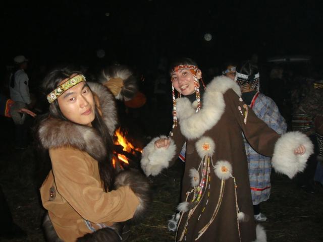 Этнографический комплекс Пимчах 4