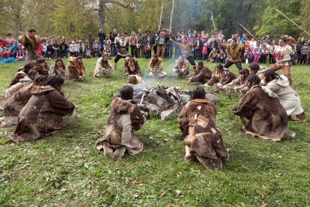 Этнографический комплекс Пимчах