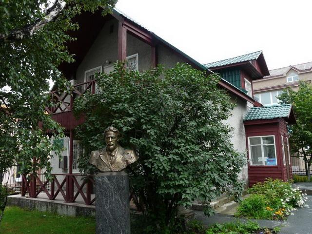 музей книги чехова