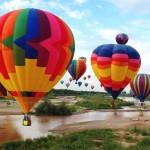 Лучшие места для полета на воздушном шаре