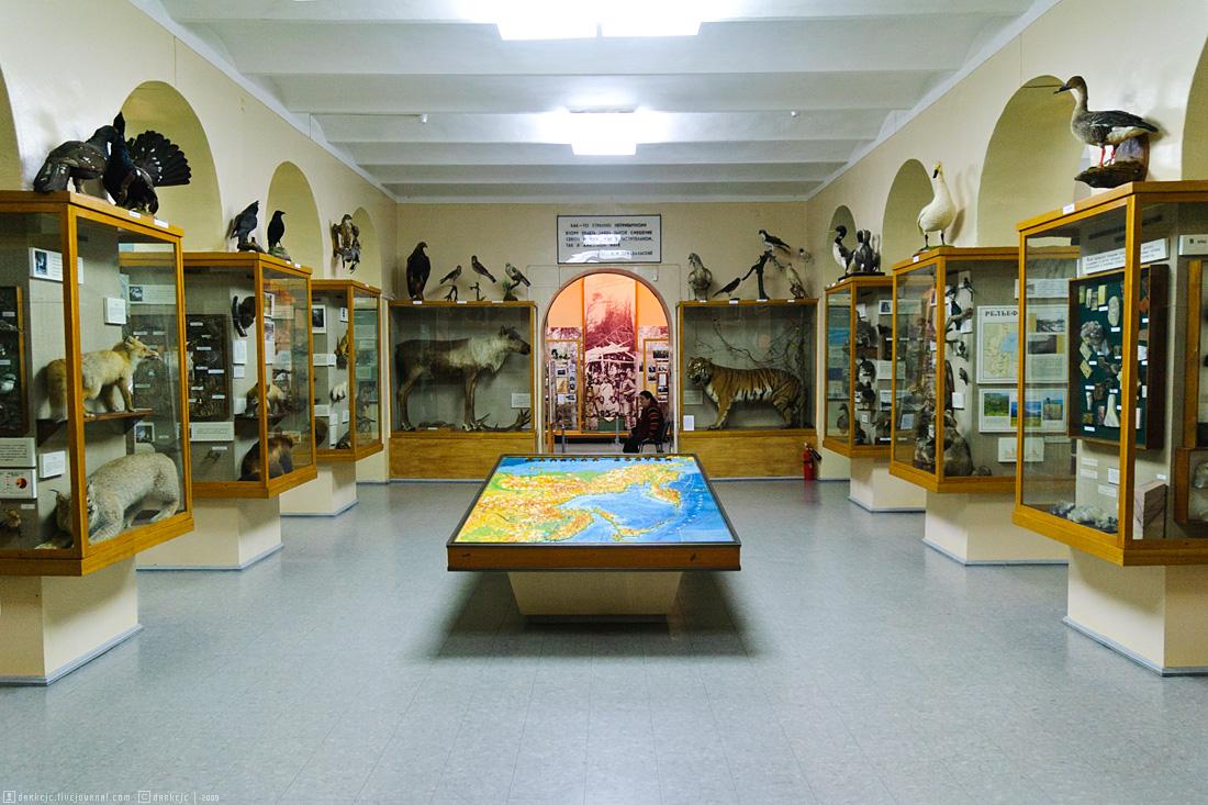 Краеведческий музей Южно-Сахалинска 5