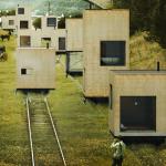 Самые необычные миниатюрные дома в мире