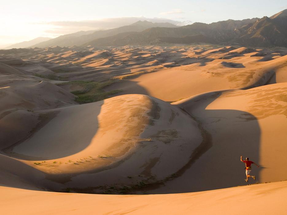 Великие Песчаные Дюны