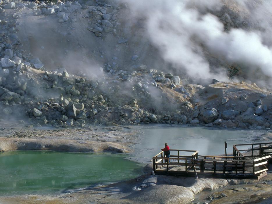 Вулканический Лассен