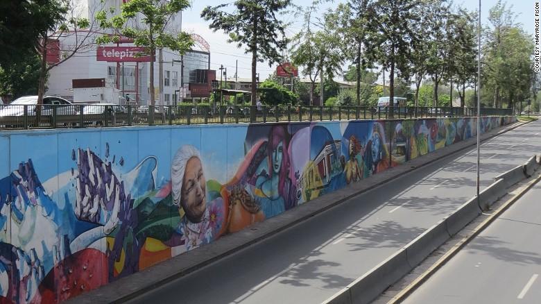 граффити реклама 3
