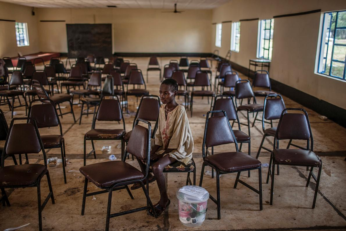 сирота и лихорадка эбола