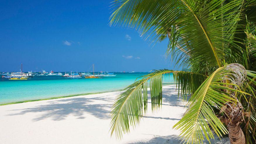 Белый пляж, Боракай, Филиппины