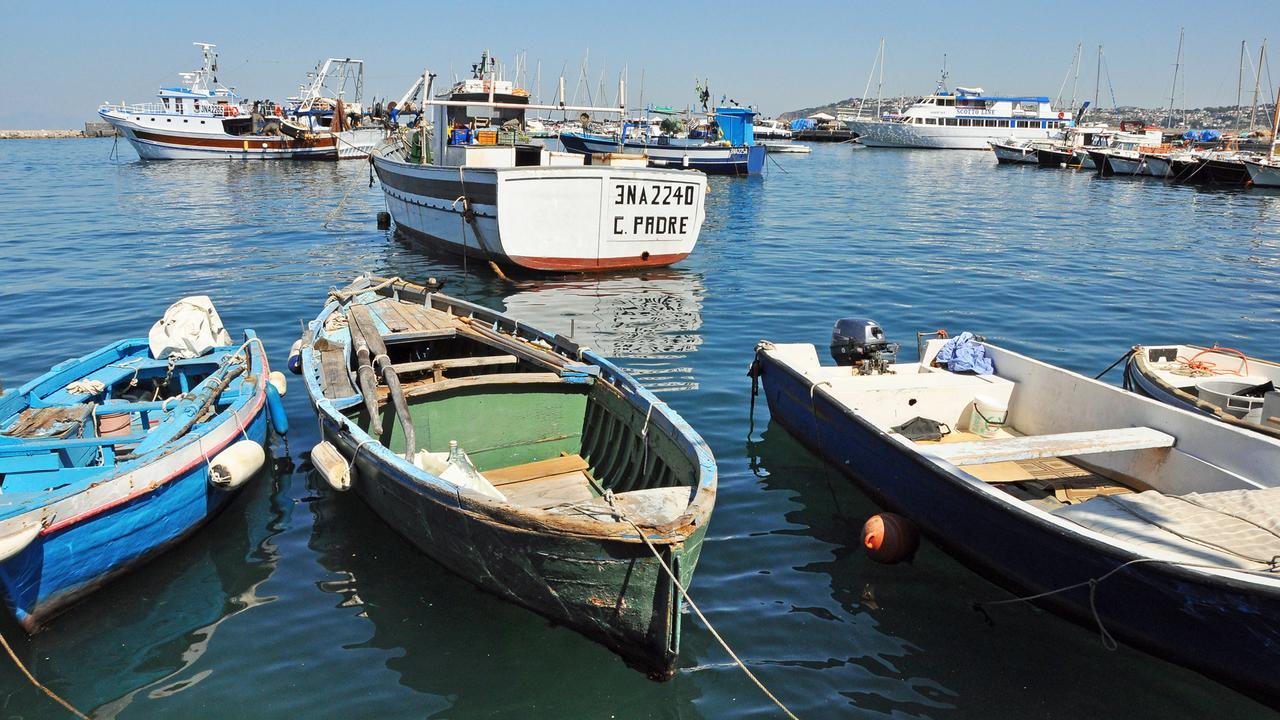 Город рыбаков