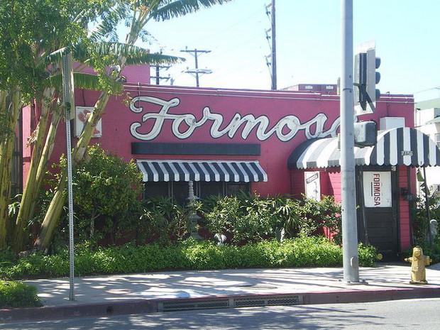 Кафе «Формоза»