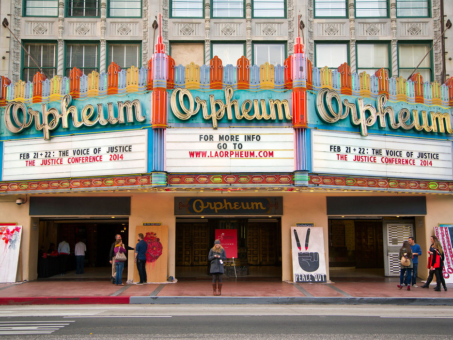 Кинотеатры Лос-Анджелеса