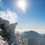 Вулкан Эребус: ледяные пещеры в Антарктике