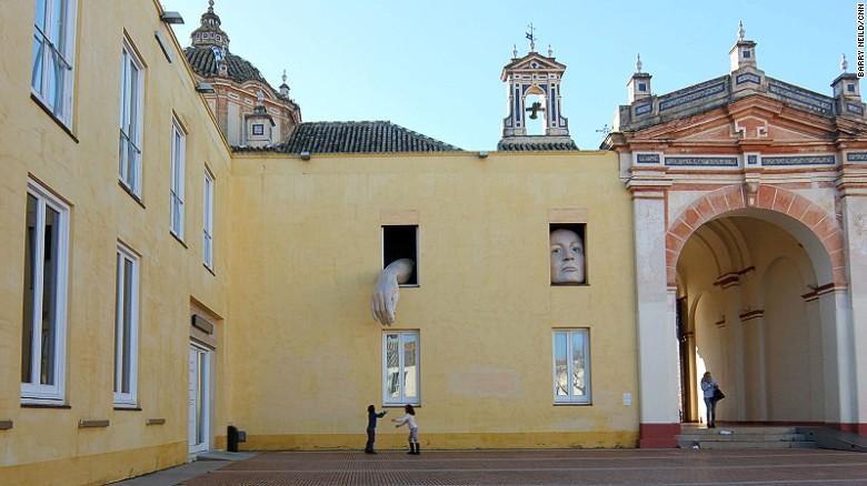 Монастырь Ла Картуха